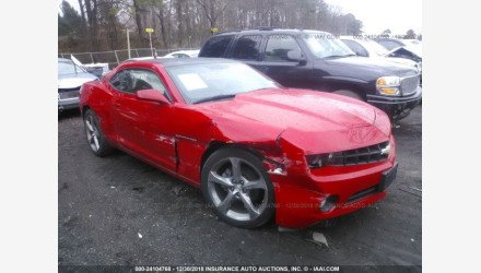 2013 Chevrolet Camaro LT Coupe for sale 101142968