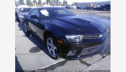 2014 Chevrolet Camaro SS Coupe for sale 101142972