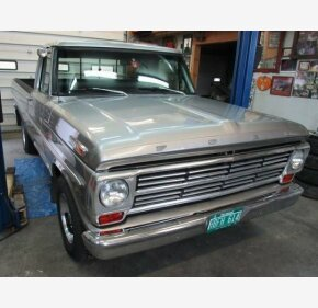 1968 Ford F100 for sale 101142993