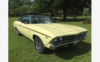 1969 Chevrolet Chevelle SS for sale 101143023