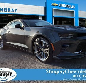 2017 Chevrolet Camaro SS Coupe for sale 101143025