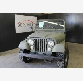 1985 Jeep CJ 7 for sale 101143038