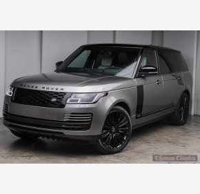 2018 Land Rover Range Rover for sale 101143080