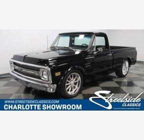 1969 Chevrolet C/K Truck for sale 101143144