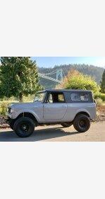 1963 International Harvester Scout for sale 101143200