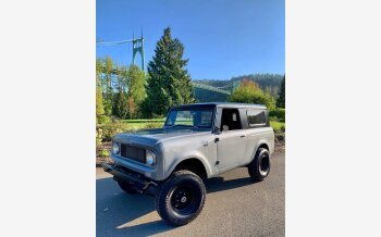 1963 International Harvester Scout for sale 101143200