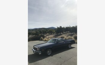 1977 Chevrolet El Camino V8 for sale 101143210