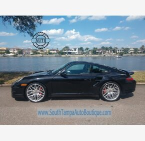 2007 Porsche 911 Turbo Coupe for sale 101143225