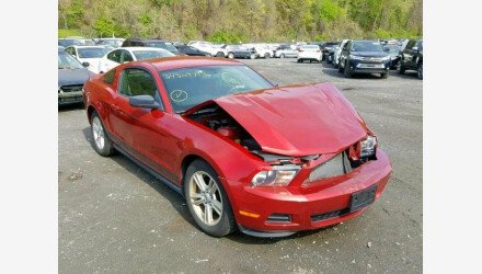 2010 Ford Mustang Coupe for sale 101143246
