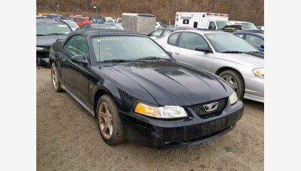 2000 Ford Mustang GT Convertible for sale 101143254