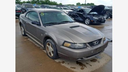 2002 Ford Mustang Coupe for sale 101143259
