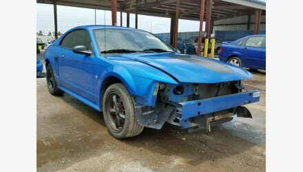 2000 Ford Mustang Coupe for sale 101143295