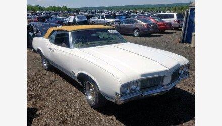 1970 Oldsmobile Cutlass for sale 101143332