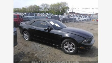 2013 Ford Mustang Convertible for sale 101143371