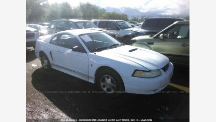 2000 Ford Mustang Coupe for sale 101143392