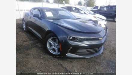 2018 Chevrolet Camaro LT Coupe for sale 101143395