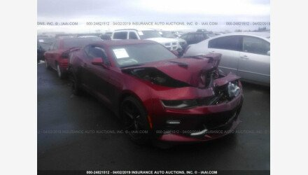 2018 Chevrolet Camaro SS Coupe for sale 101143397
