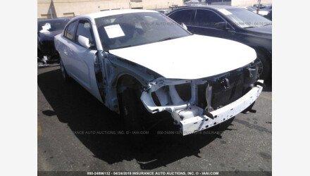 2018 Dodge Charger SXT for sale 101143436