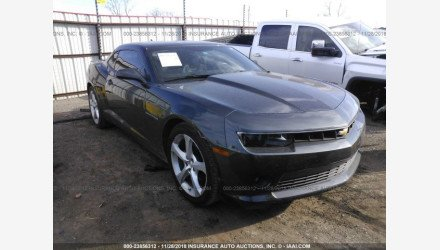 2015 Chevrolet Camaro LT Coupe for sale 101143452