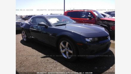 2014 Chevrolet Camaro LT Coupe for sale 101143485