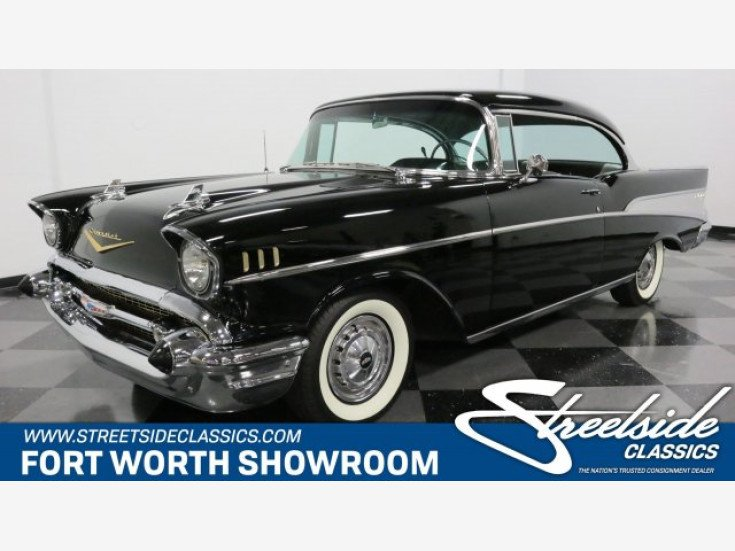 1957 Chevrolet Bel Air For Sale Near Fort Worth Texas 76137