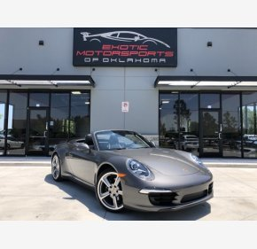 2014 Porsche 911 Carrera Cabriolet for sale 101143541