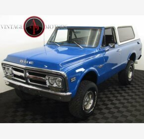 1972 GMC Jimmy for sale 101143558