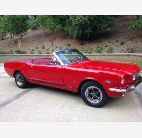 1966 Ford Mustang Convertible For 101143606