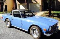 1973 Triumph TR6 for sale 101143622