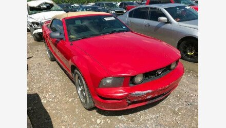 2006 Ford Mustang GT Convertible for sale 101143704