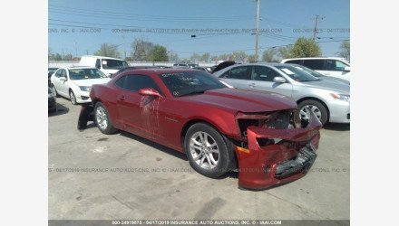 2015 Chevrolet Camaro LS Coupe for sale 101143749