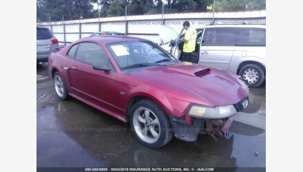 2002 Ford Mustang GT Coupe for sale 101143780