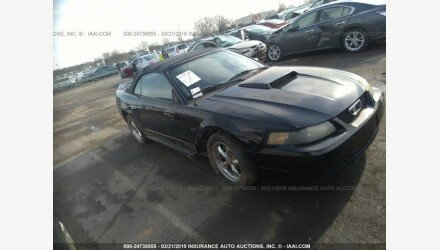 2000 Ford Mustang GT Convertible for sale 101143781