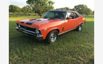 1972 Chevrolet Nova for sale 101143792