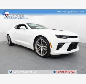 2018 Chevrolet Camaro SS Coupe for sale 101143795
