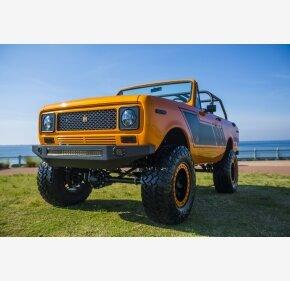 1979 International Harvester Scout for sale 101143823