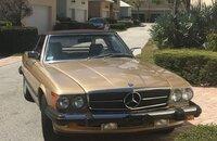 1986 Mercedes-Benz 560SL for sale 101143840