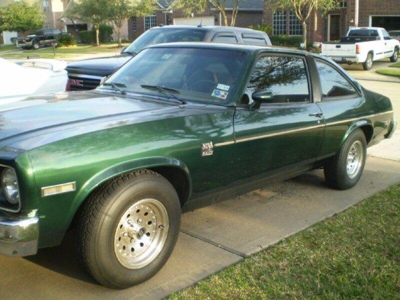 1978 Chevrolet Nova Classics for Sale - Classics on Autotrader