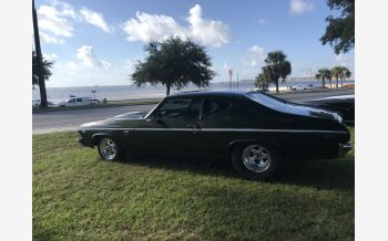 1969 Chevrolet Chevelle SS for sale 101143887