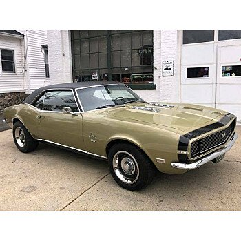 1968 Chevrolet Camaro for sale 101143941