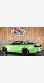 2013 Ford Mustang GT Convertible for sale 101144011