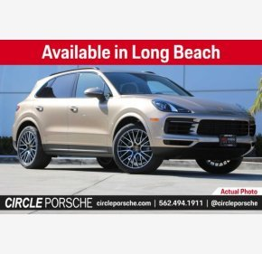2019 Porsche Cayenne for sale 101144079