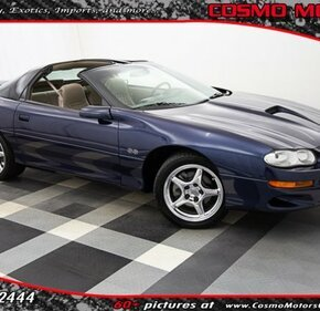 2002 Chevrolet Camaro Z28 Coupe for sale 101144106