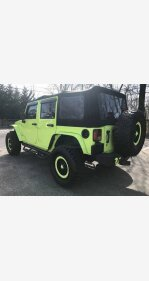 2016 Jeep Wrangler 4WD Unlimited Sahara for sale 101144156