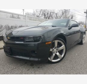 2015 Chevrolet Camaro LT Coupe for sale 101144159