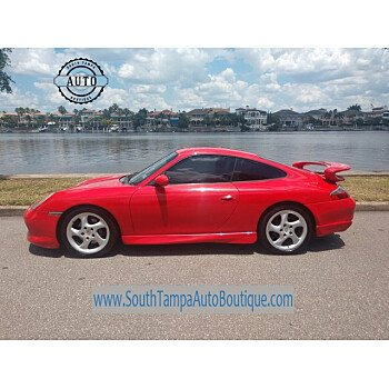 2001 Porsche 911 Coupe for sale 101144193