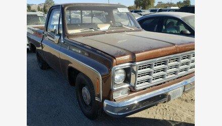 1978 Chevrolet C/K Truck for sale 101144194