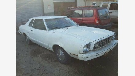 1977 Ford Mustang for sale 101144202