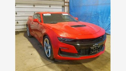 2019 Chevrolet Camaro SS Coupe for sale 101144209