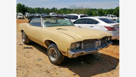 1971 Oldsmobile Cutlass for sale 101144216
